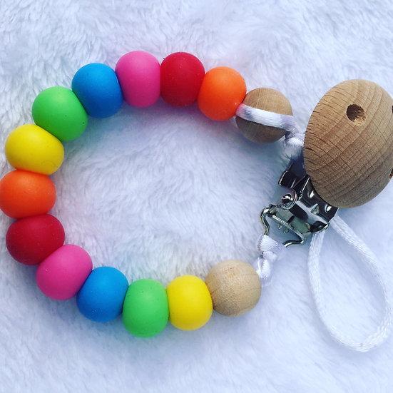 Rainbow Dummy Clip