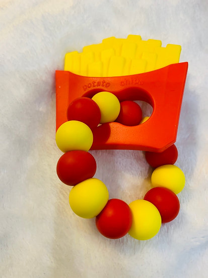 Fries Teether