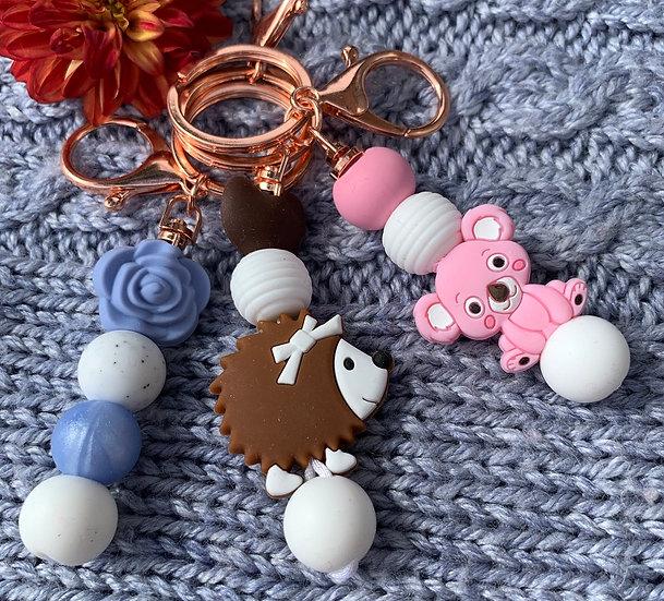 Novelty Bag Charm/Key Rings