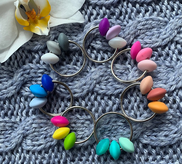 Nysa Fiddle Rings