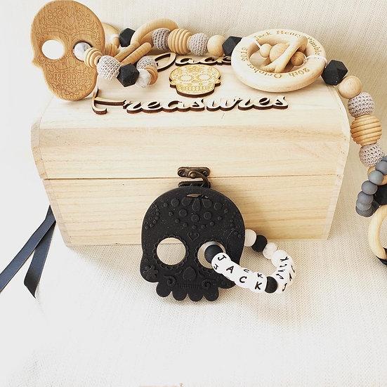 Sugar skull gift set