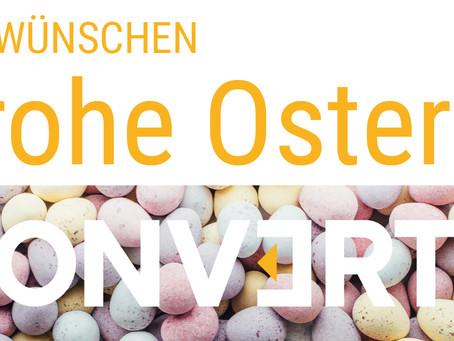Frohe Ostern - Mit Rezept!