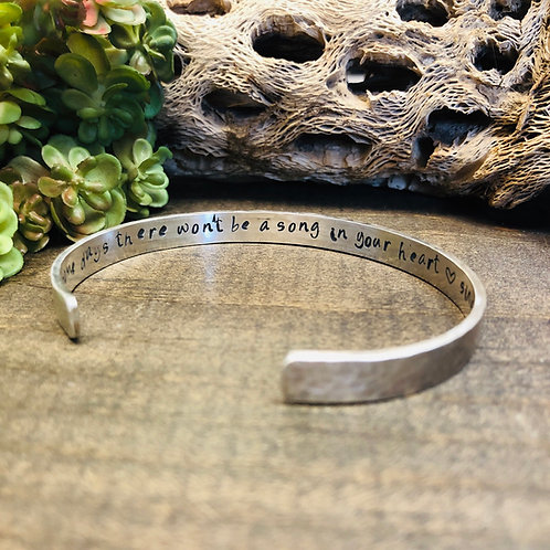 Inspiration Cuff Bracelet - Thursday, 2/13/20, 6-9pm