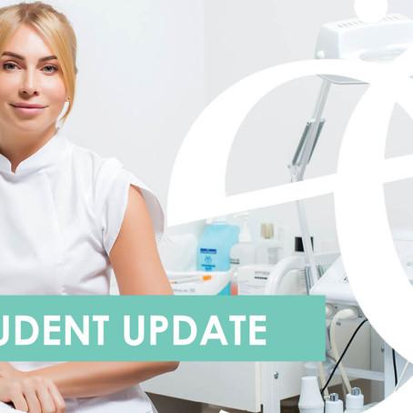 Student Update: September 17