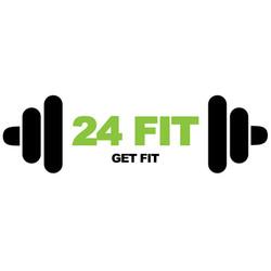 24FIT Logo