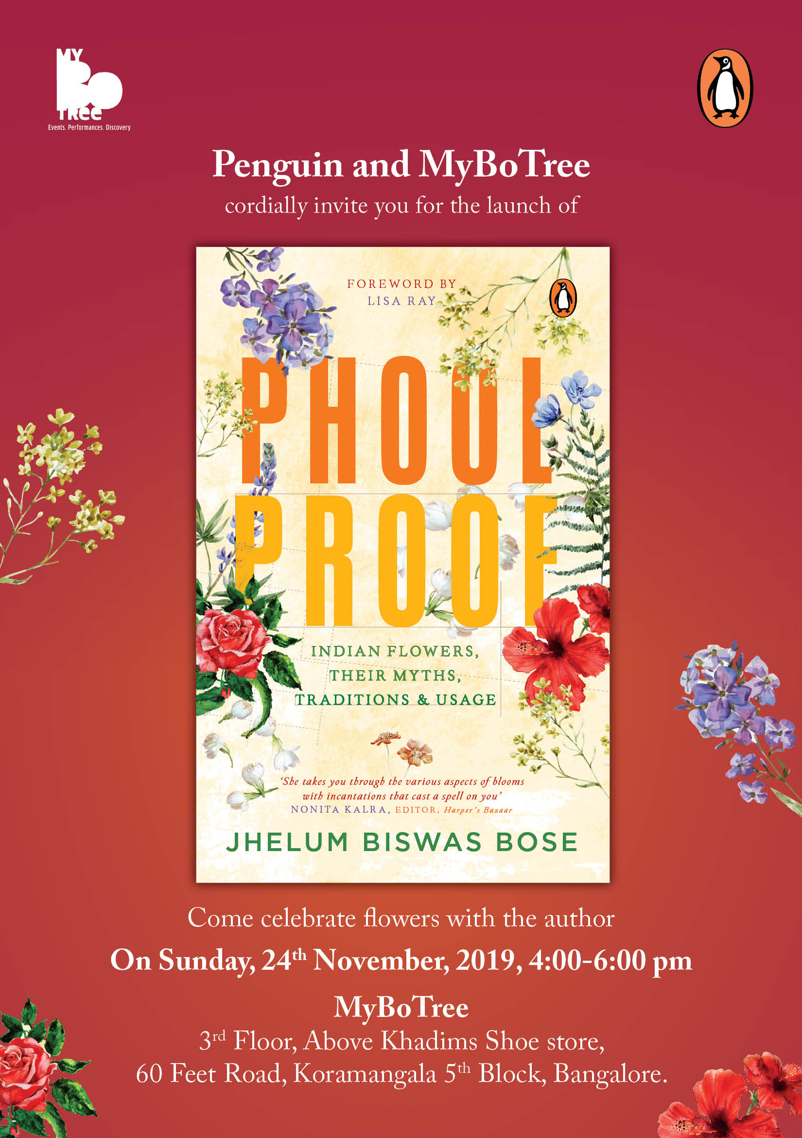 Phool proof.
