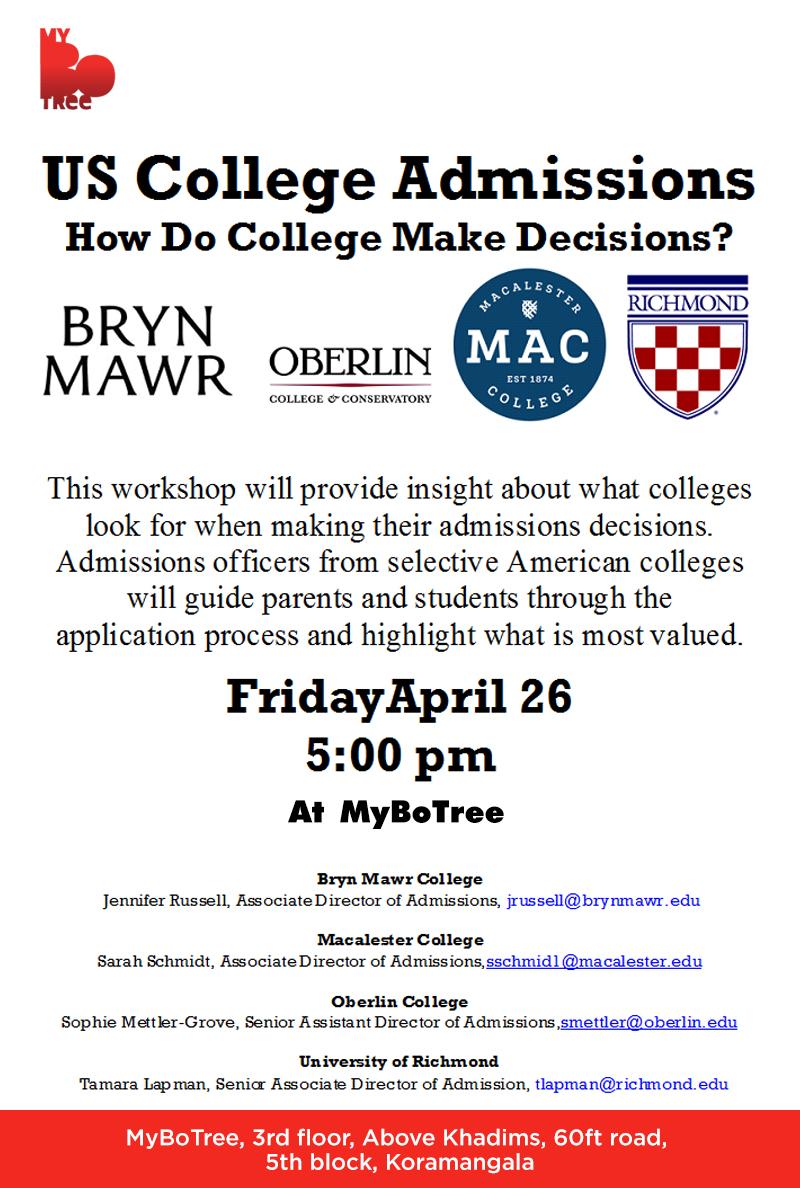 US Colleges Bryn Mawr