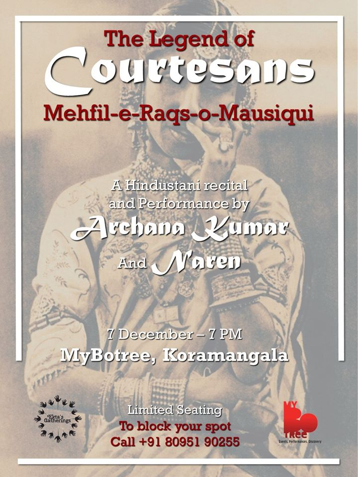 The Legend of courtesans