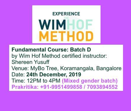 Wim Hof Method 1