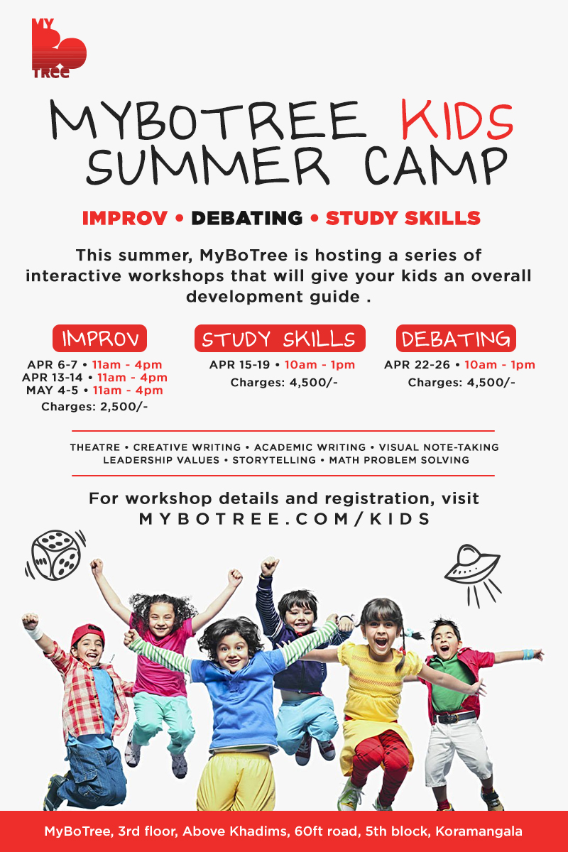 Kids' Summer camp