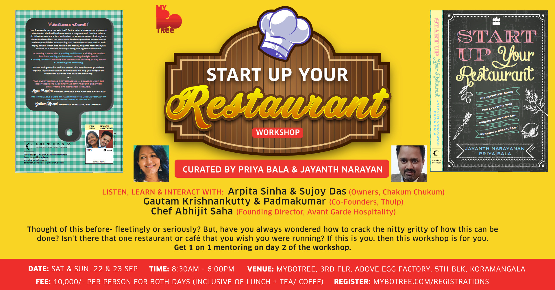 Start up Your Restaurant