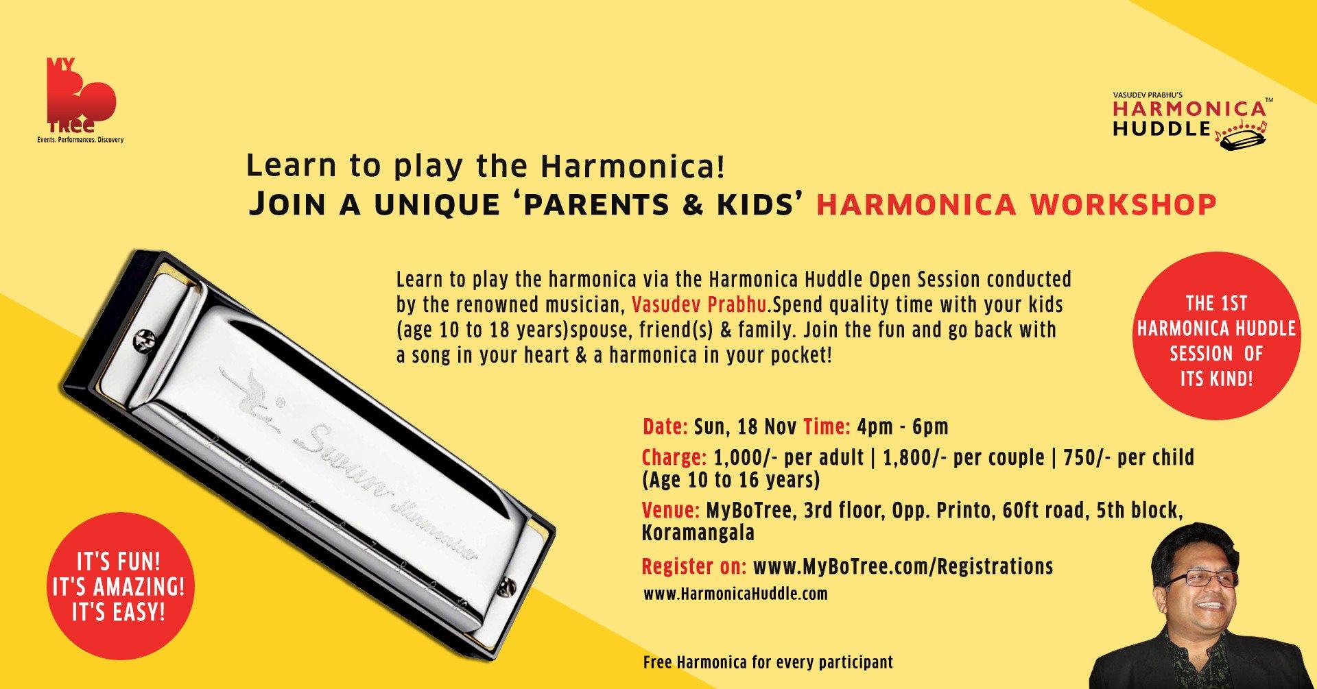 Harmonica Huddle