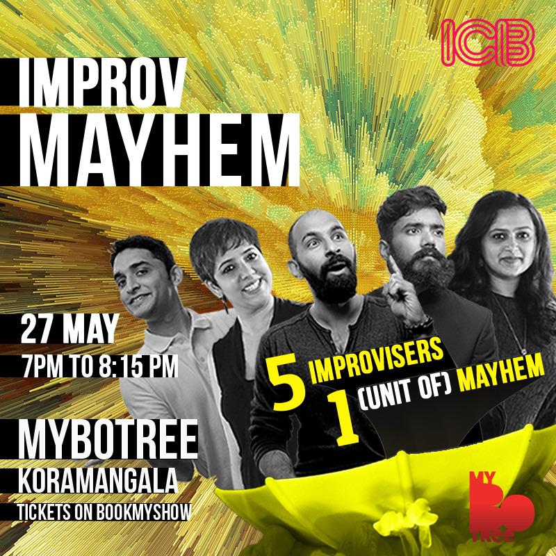 Improv Mayhem
