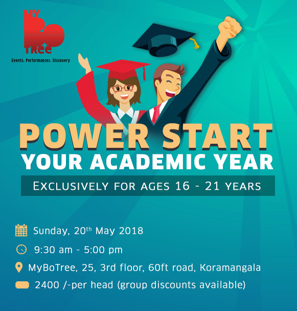 Power Start Your Academic Year