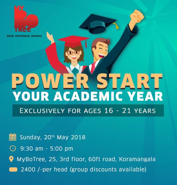 Power Start Your Academic Year