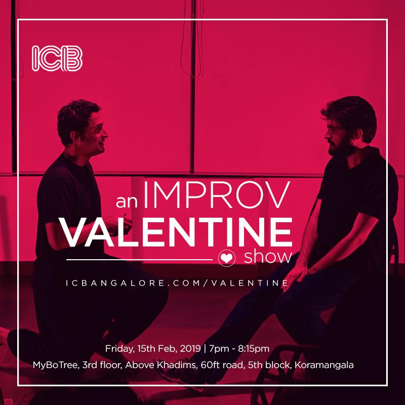Improv valentine