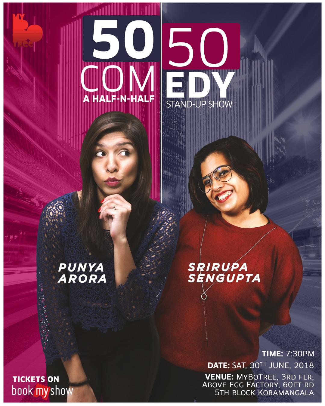 50 50 Comedy