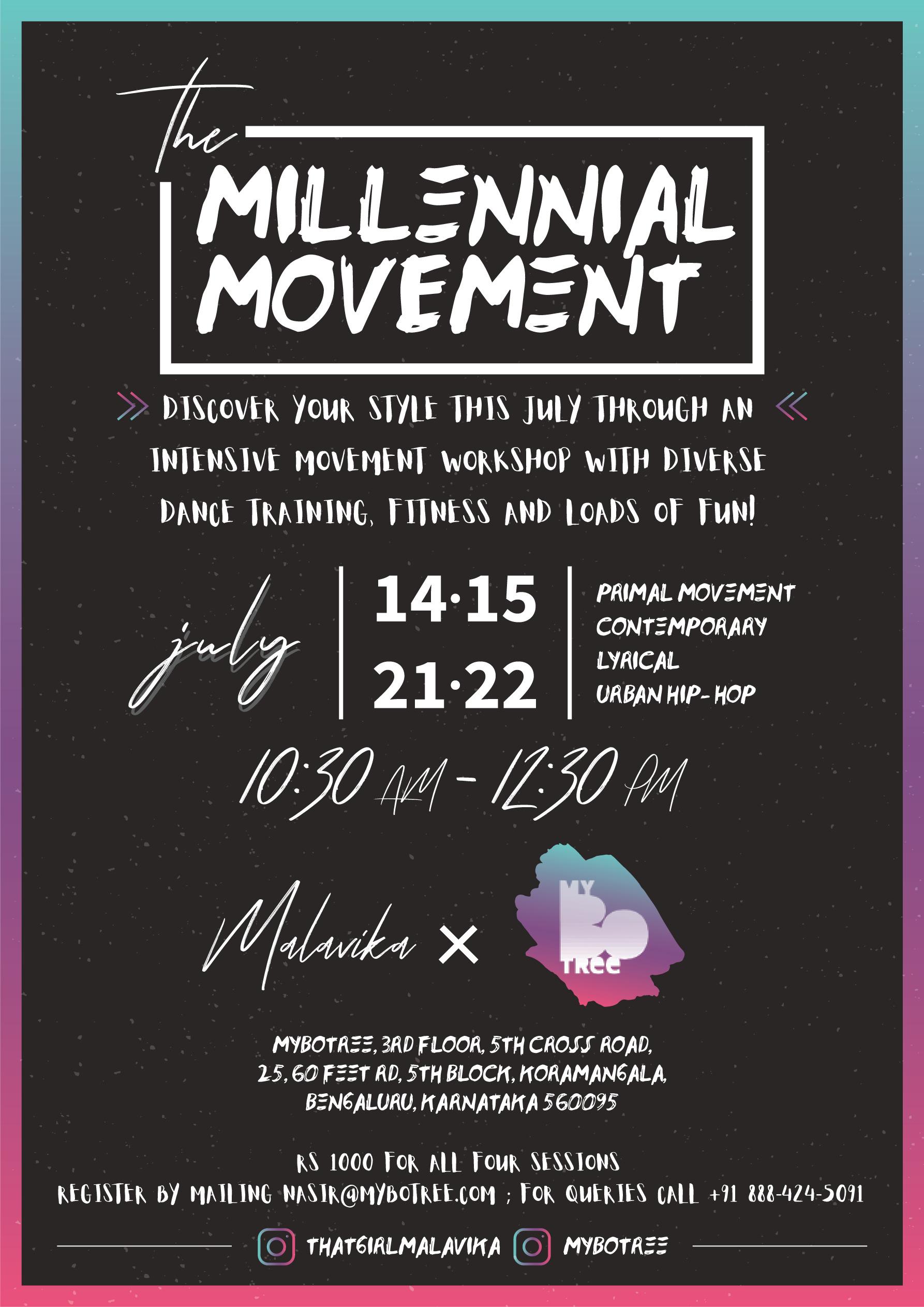 Millenial Movement