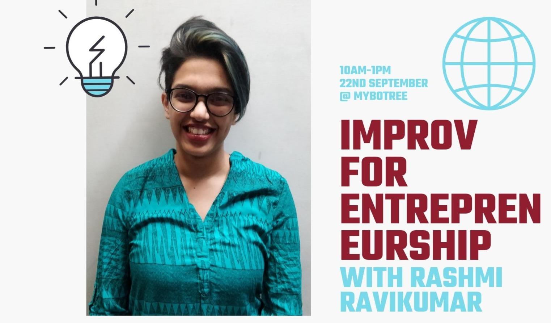 Improv for Entrepreneurship
