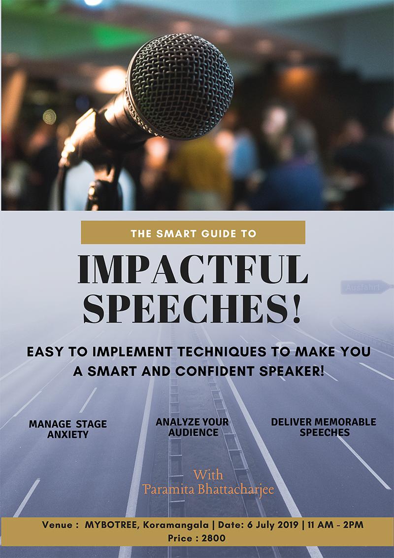 Impactful Speeches