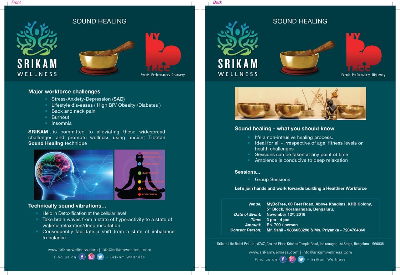 Sounds Healing 2