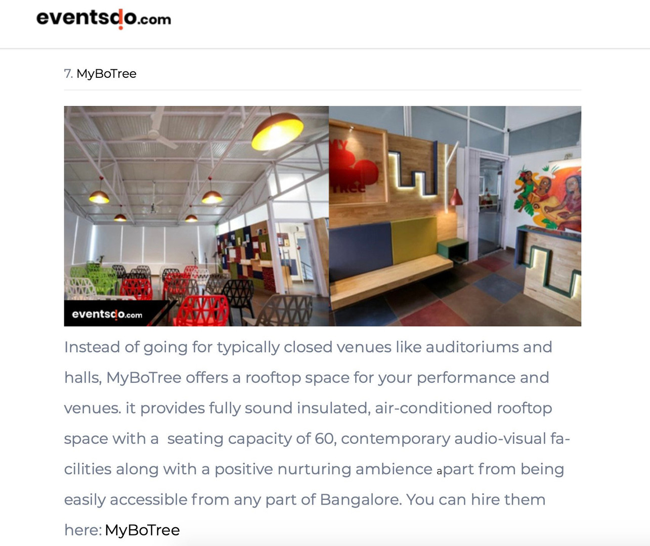 EventsDo Feature
