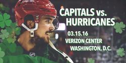 Capitals vs. Hurricanes Album Cover