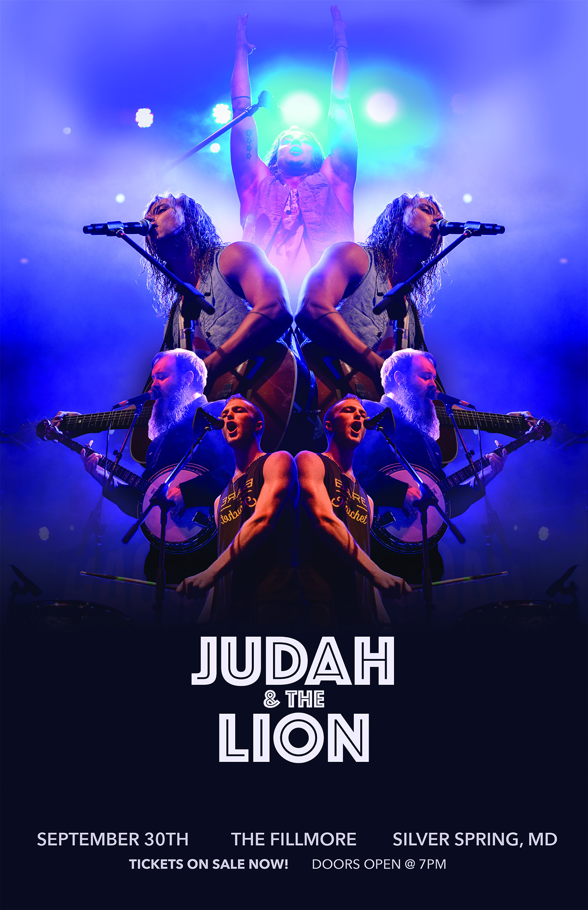 Judah & The Lion Poster