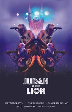 Judah & The Lion Poster