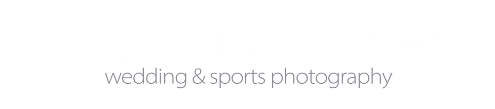 Amanda Bowen Wedding & Sports Photography Logo