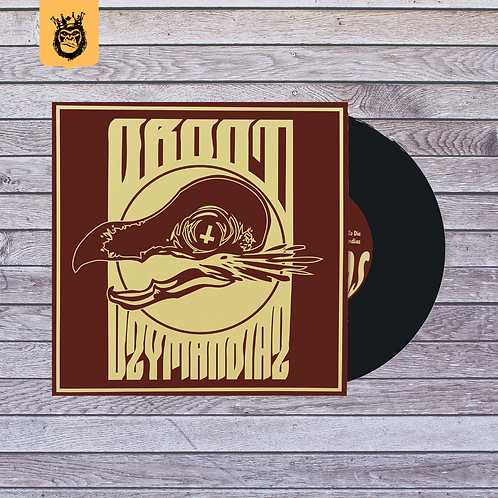 "Dront - 7"" ozzymandias vinyl"