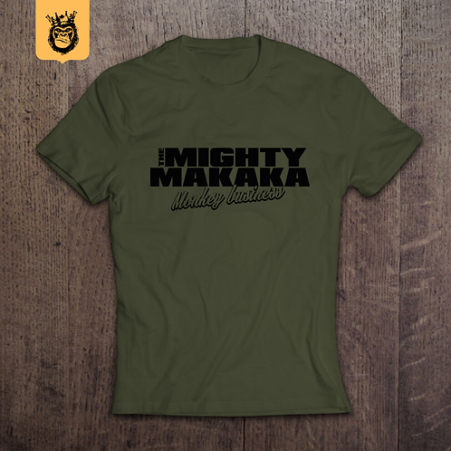 Mighty Makaka -the green one