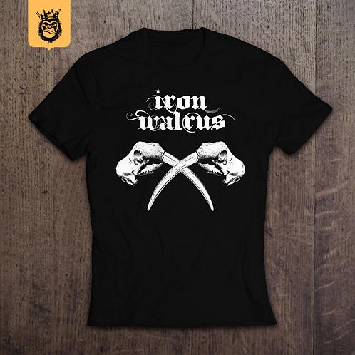 Iron Walrus - crossed skulls