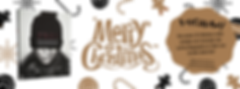 Red Pattern Christmas Facebook Cover (1)