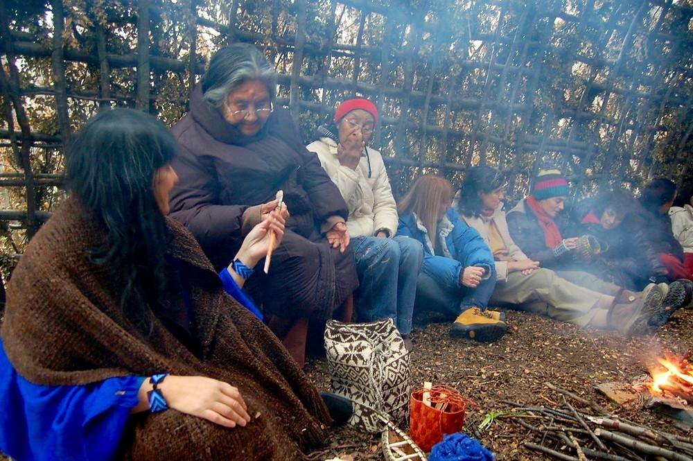 Parque Yatana ve Yerliler