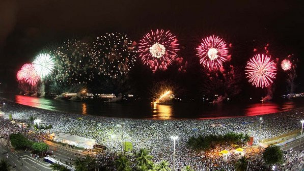 Rio Yıl Başı Kutlamaları