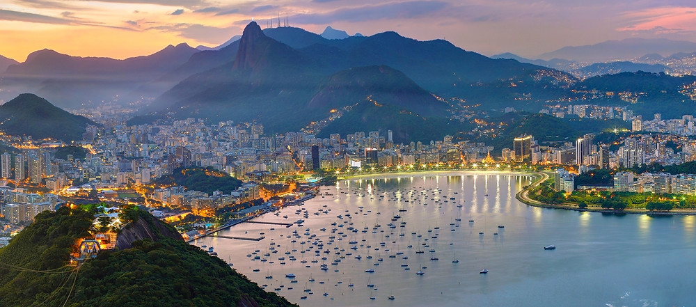Rio de Janeiro sahili