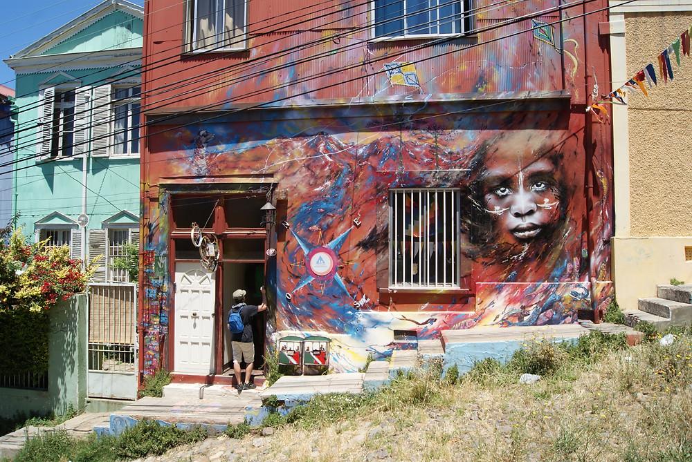 Grafitiler