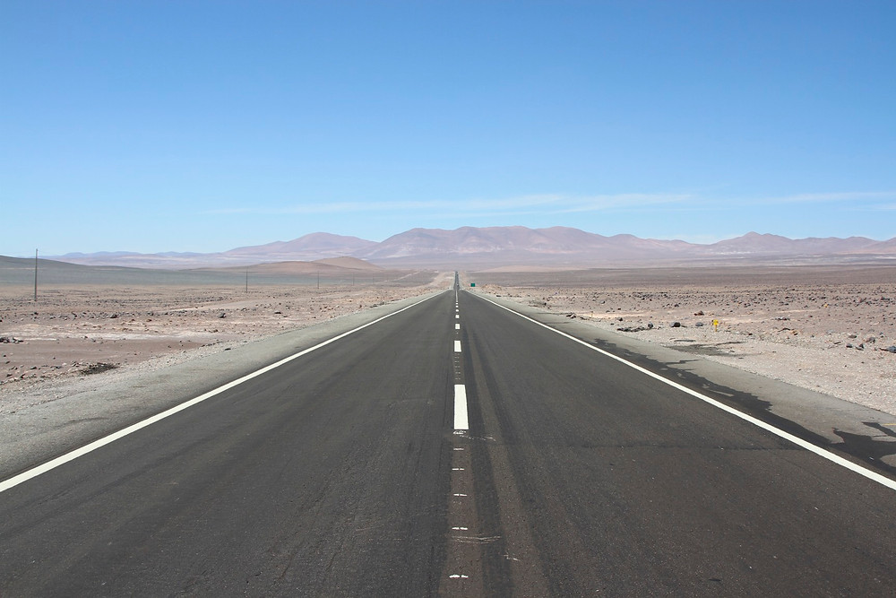 Ruta 5-Şili