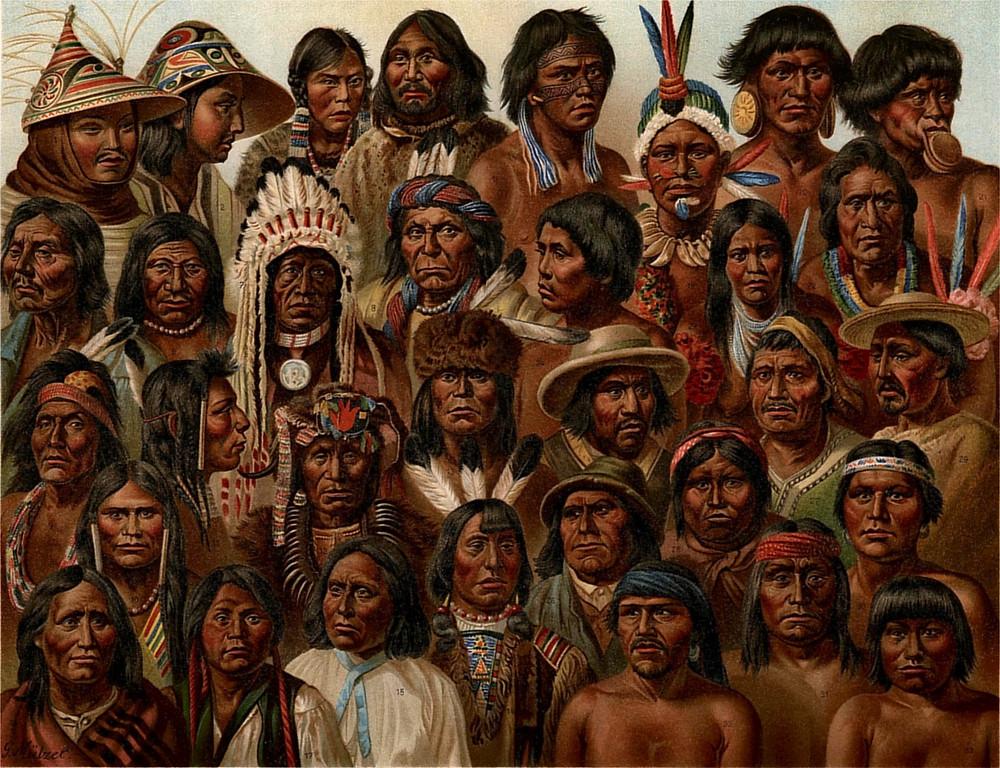 Güney Amerika Yerlileri