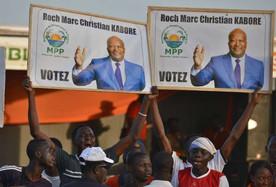 Burkina Faso / Présidentielle 2020 : Kabore en tête des sondages des résultats
