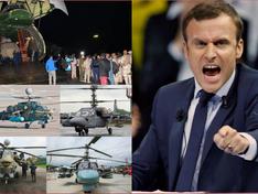 Mali : Pourquoi les hélicoptères Russes énervent les français ?