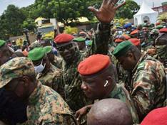 Guinée / Libération d'Alpha Condé : la CEDEAO obtient un accord avec les militaires au pouvoir