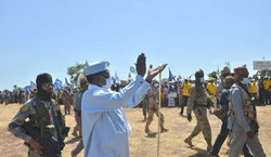 Tchad / Tournée provinciale : Idriss Deby à N'Djamena pour la 23eme étape son périple