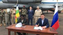 Centrafrique : nouvelle livraison d'armements russes au FACA