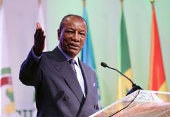 Guinée/Ingérence étrangère: « personne ne dicte à la Guinée ce qu'elle doit faire », dixit Alpha Con