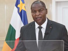 Centrafrique / Sécurité et paix : le président Touadera annonce un dialogue républicain