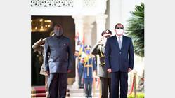 Egypte / Burundi : Al-Sissi accueille et reçoit son homologue Evariste Ndayishimiye