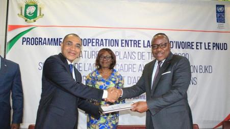 Les futures élections ivoiriennes coûteront plus de 87 milliards FCFA (Ministre)