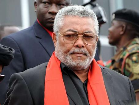 Ghana : les dirigeants africains rendent hommage à l'ancien président Jerry Rawlings